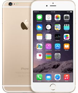 APPLE IPHONE 6 PLUS 64GB GOLD (OLÅST) (MGAK2QN/A/APPLE)