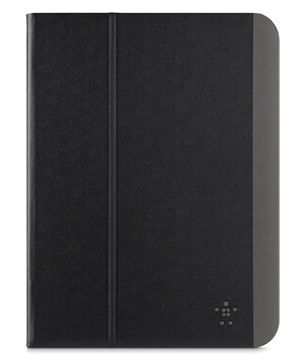 SlimStyle Book Cover Black,  for iPad 5