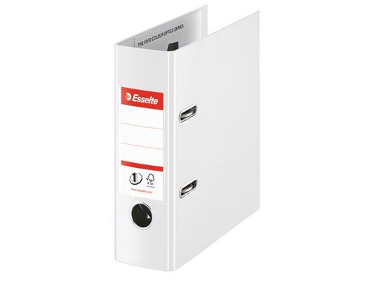 Binder LAF No1 Power PP A5/75mm white