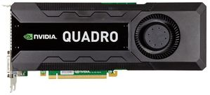 QUADRO K5000 GPU CARD IN