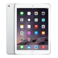 iPad Air 2 WiFI 16GB Silver
