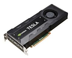TESLA K40M PASSIVE HEATSINK GPU CARD IN