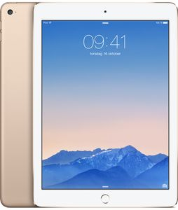 APPLE 128GB iPad Air 2 WiFi Guld (MH1J2KN/A)