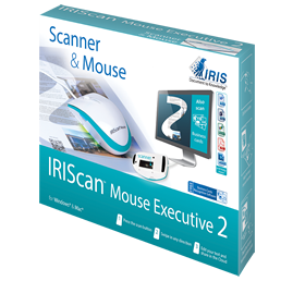 IRIS IRISCan Mouse Executive 2 (458075)