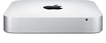 Mac mini dual-core i5 2.8GHz/ 8GB/ 2TB Fusion/ Iris Graphics