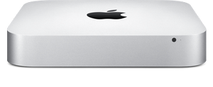 Mac mini dual-core i5 2.6GHz/ 8GB/ 1TB Fusion/ Iris Graphics