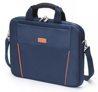 DICOTA SLIM CASE BASE 12-13.3 BLUE/ ORANGE ACCS (D30995)