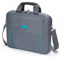 SLIM CASE BASE 12-13.3 GREY/BLUE ACCS