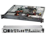 SUPERMICRO 4-Core, Entry Web-Hosting,