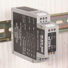 BLACK BOX DIN RS232-CL Converter - RS232->CL Factory Sealed (ICD101A)
