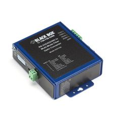 BLACK BOX Industrial Opto-Isolated Serial to Fiber Converter Factory Sealed (ICD115A)