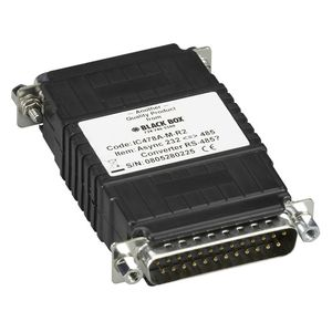 BLACK BOX Async RS-232 to RS-485 Interface Converter Factory Sealed (IC478A-M-R2)