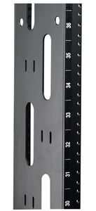 BLACK BOX BLACKBOX RACK UNIT LABELS, 2-PACK (RM093)