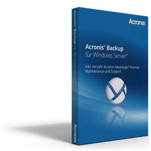 ACRONIS Backup for Win Svr 11.5 (2-5) Renewal AAS ESD (B1WXRSZZS22)