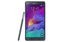 SAMSUNG Galaxy Note 4 Flat Black