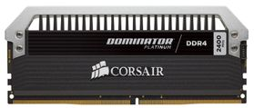 CORSAIR memory D4 2400 32GB C14 Dom kit (CMD32GX4M4A2400C14)