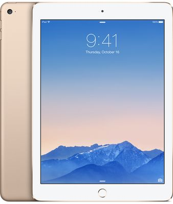 "iPad Air 2 16GB/ A8X/ 9, 7""/ WIFI/ Gold"