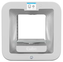 3D SYSTEMS 3Dsystems Cube 3D Printer Gen3 White (392200)