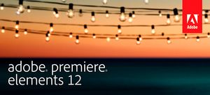 PREMIERE ELEMENTS V12 TLPG1 AOO LICENSE EN