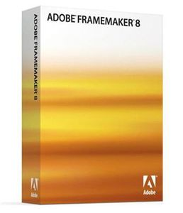 ADOBE FrameMaker - 8 - Unix - International English - Upgrade License - SOLARIS - 1 USER - 1+ - 0 Months (58047493AF01A00)