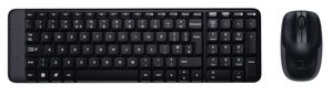 WIRELESS KEYBOARD MK220 INT EER LAYOUT IN