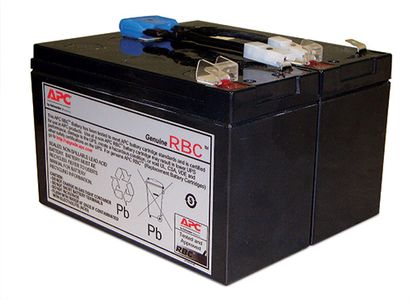 APC Replacement Battery Cartridge 142 (APCRBC142)