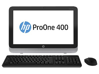 HP ProOne 400 G1 19.5-inch Non-Touch All-in-One PC (D5U22EA#ABY)