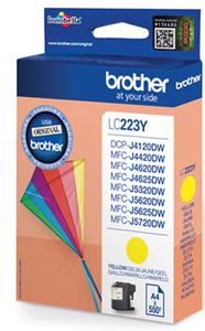 BROTHER Ink Yellow, 10ml