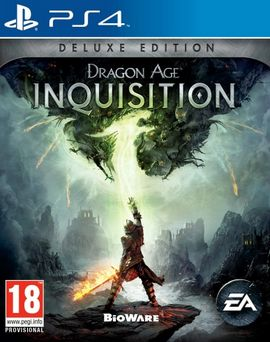 Dragon Age 3: Inquisition Deluxe PlayStation 4