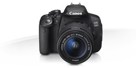 CANON CAMERA EOS 700D 18-55+55-250 STM (8596B083)