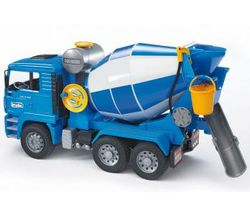 MAN Cement mixer by 02744