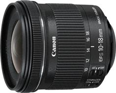 CANON CANON, EF-S 10-18MM F4.5-5.6 IS STM KIT (9519B009)