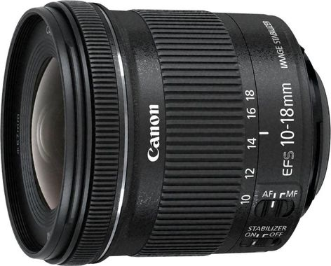 CANON, EF-S 10-18MM F4.5-5.6 IS STM KIT