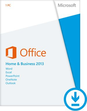 Microsoft Office Home&Business 2013 EMEA