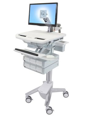 styleview cart LCD 6 drawers