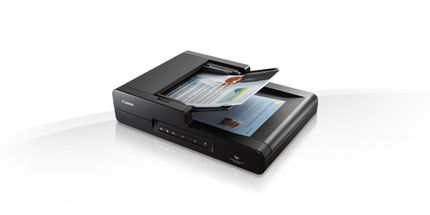CANON DR-F120 /A4 ADF + Flatbed Document scanner (9017B003)