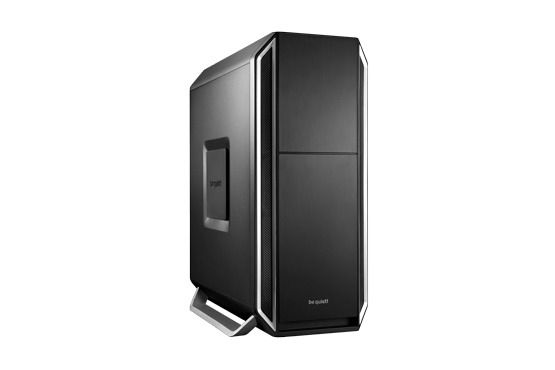 be quiet_ Silent Base 800 Black/ Silver