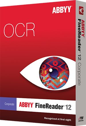 FineReader 12 Corporate (1 Single User Licence) (FR-120CEFUMWSO)