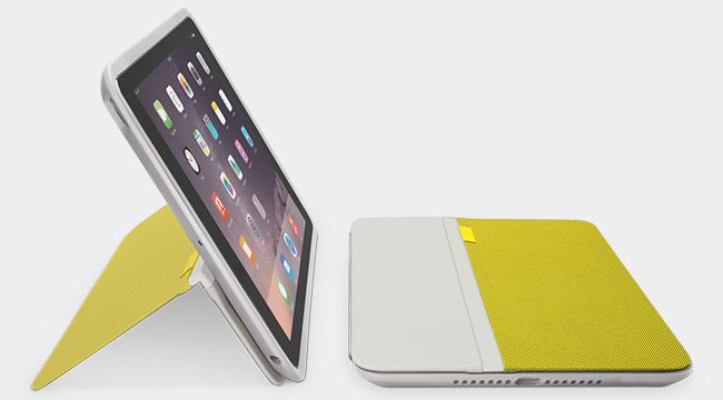LOGI AnyAngle Protect. Case iPad YELLOW