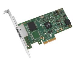 Intel I350-T2 2xGbE BaseT Adapter for System x