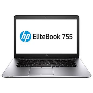 HP EliteBook 755 G2 bærbar