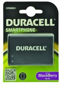 DURACELL Batteri Blackberry F-S1 (DRBMS1)