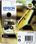 EPSON Ink Cart/ Black 16XXL f WF-2660DWF (C13T16814010)