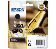 EPSON Ink Cart/ Black 16XXL f WF-2660DWF RF+AM (C13T16814020)