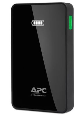 Mobile Power Pack 5000mAh Black