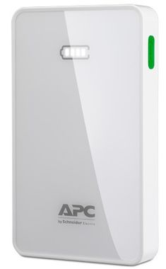 Mobile Power Pack 5000mAh White