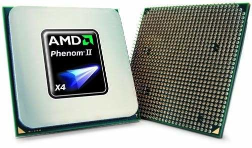 Phenom Ii X4 805 2.5Ghz 95W