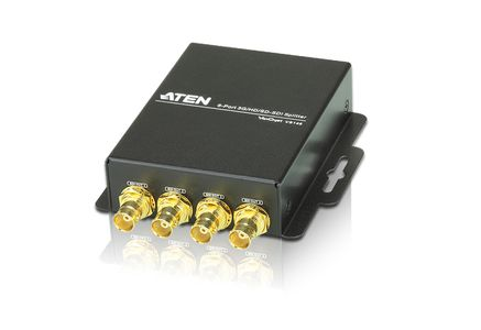 ATEN 6-Port to 3G/ HD/ SD-SDI (VS146-AT-G)