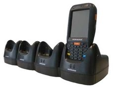 DATALOGIC Multi Ethernet dock FalconX3, 4 Terminals/ Spare Battery, PowerSupply,  order Power Cord (94A150056)