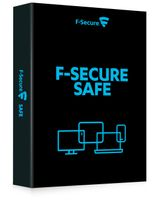 Safe - 1 year 5 user Full License ESD